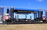 Concert Event Staging